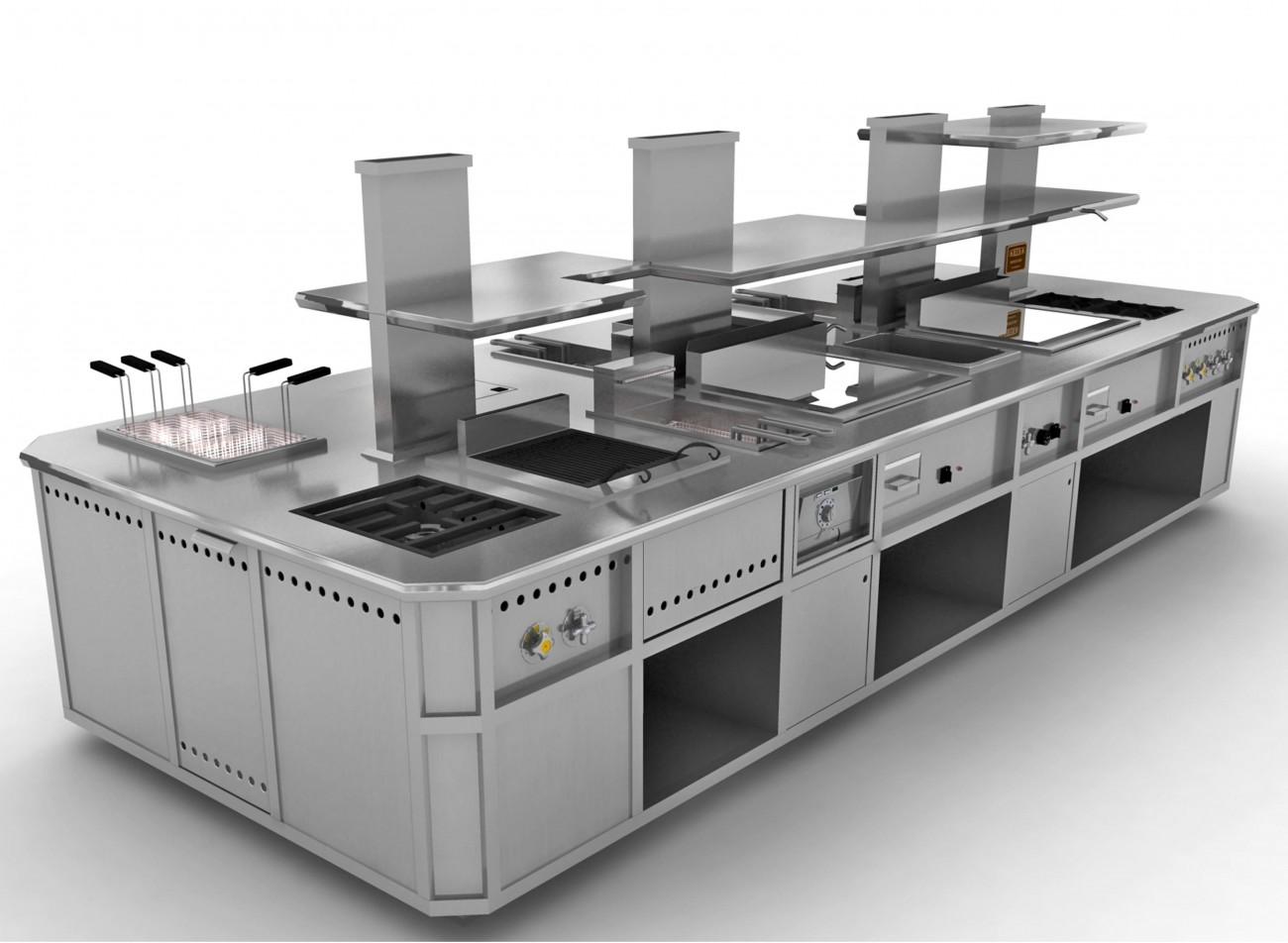 Cocci n y maquinaria auxiliar en hostelshow hostelshow for Maquina que cocina