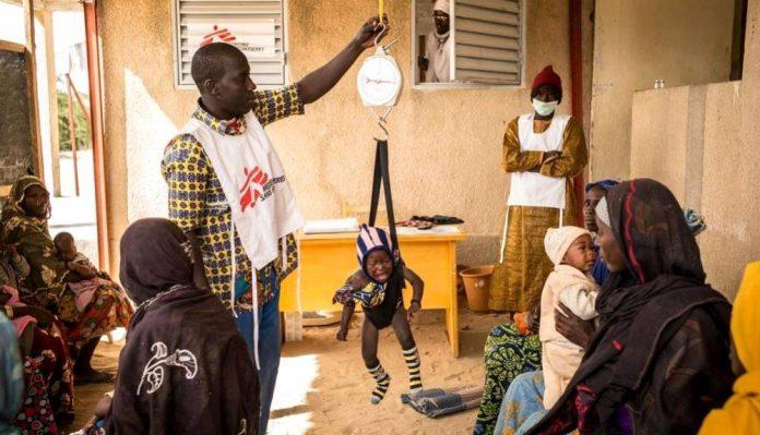 Níger Eurofred Solidaridad