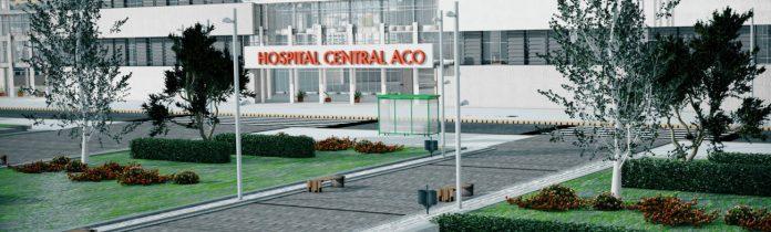 Hospital Central ACO tratamiento de aguas residuales