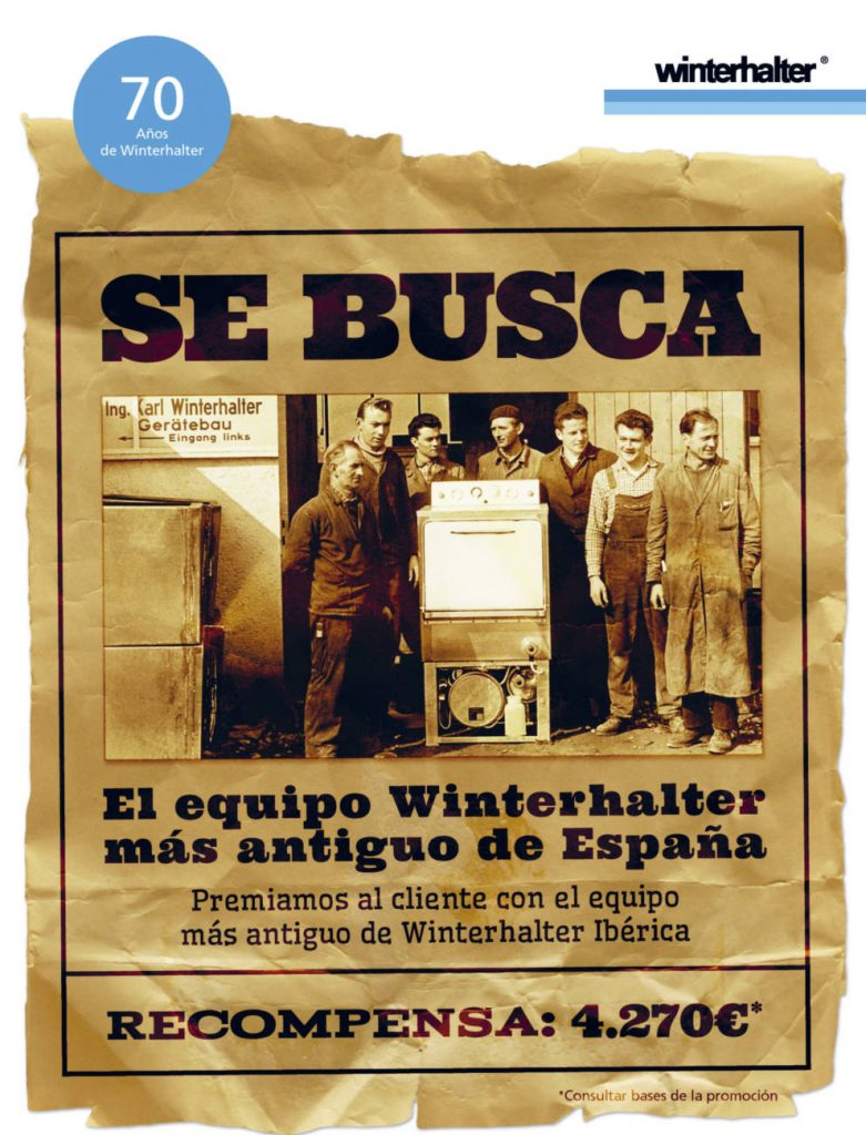 winterhalter iberica lavavajillas