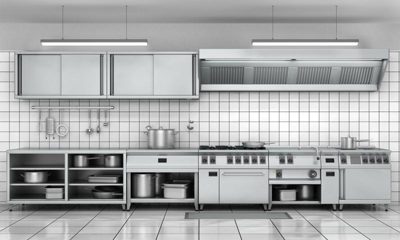 Mobiliario de acero inoxidable: El chasis de tu cocina