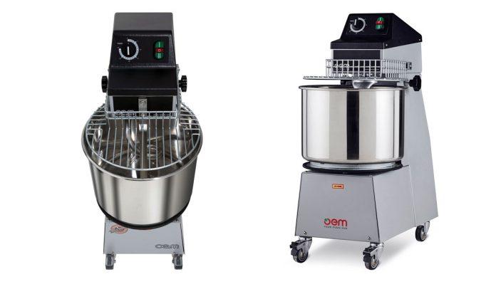 máquinas para pizzería de Eurofred