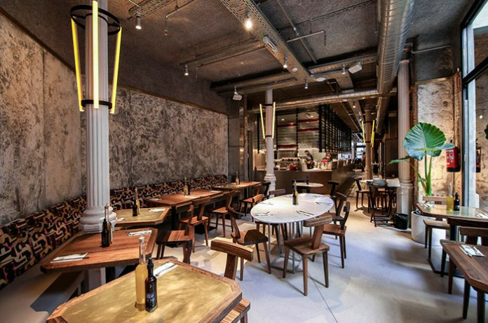 restaurantes 4Retail se encarga con éxito de las obras del restaurante Flax & Kale Passage