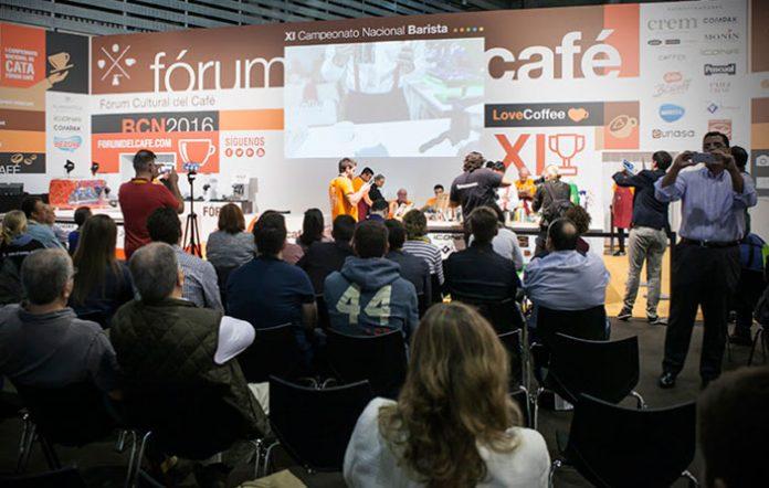 Hostelco elige al mejor barista de España