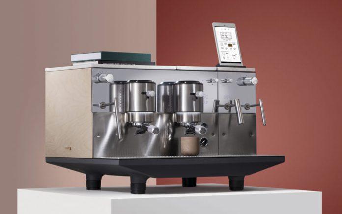 Vision, nuevas máquinas de café de Iberital