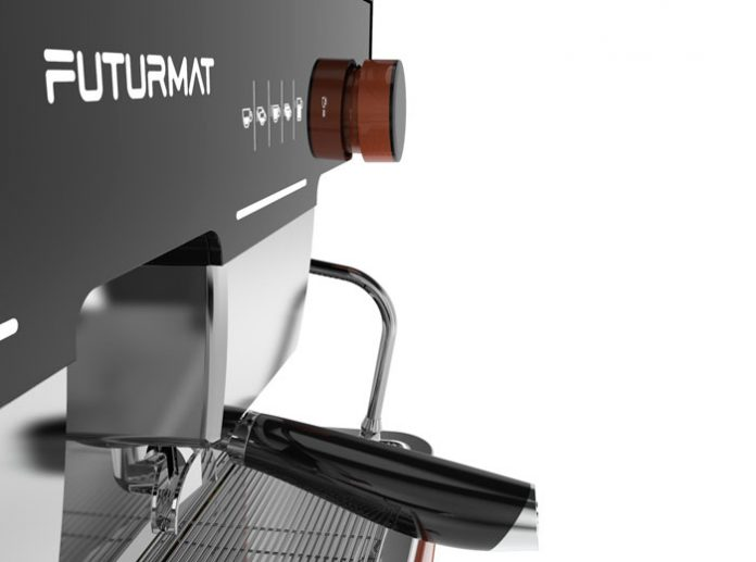 Quality Espresso: nueva máquina de café con diseño innovador y disruptivo