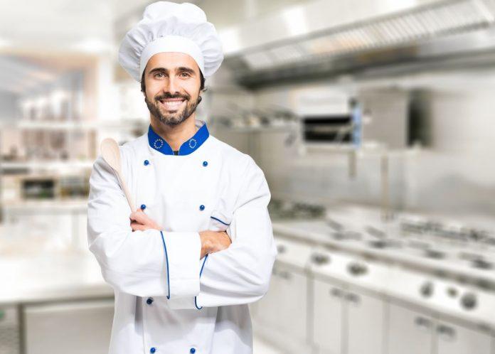 cocinas profesionales cocinero