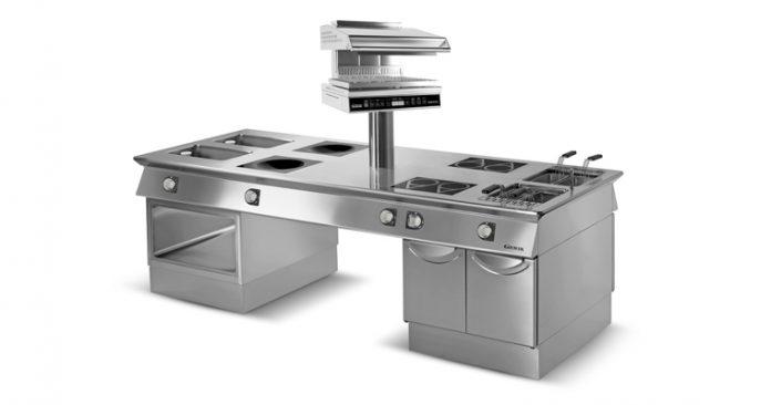 eurofred distribuidor cocinas giorik