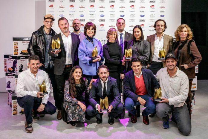 Ganadores de los Premios Hot Concepts 2018