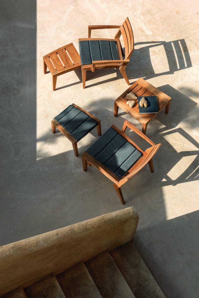 sillas exteriores