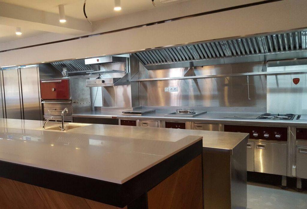 Cocinas a la vista de Charvet