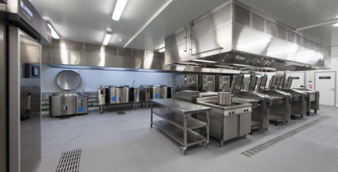 Serunion inaugura su nueva cocina central altamente sostenible.