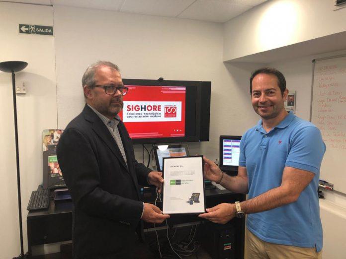 Sighore-Ics recibe el título Distribuidor del año 2018