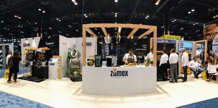 Zumex celebra su 25 aniversario y estrena su nueva Multifruit