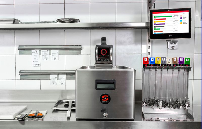 SmartVide, o cómo montar un restaurante en un local sin salida de humos