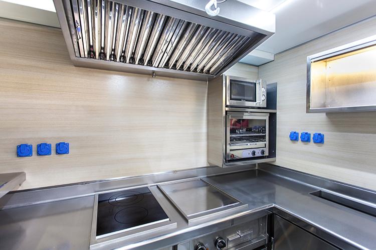 El desafío de instalar una cocina en espacios singulares