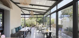 Kawneer presenta tres nuevas soluciones para decorar los restaurantes