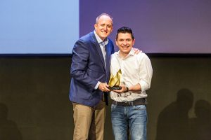Waveco gana el Hot Concept a la Máquina del Año