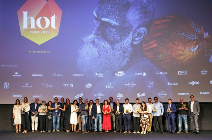 premiados hot conepts 2019