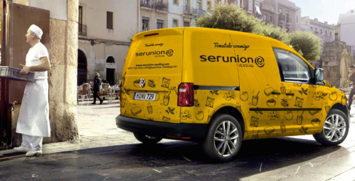 serunion vending