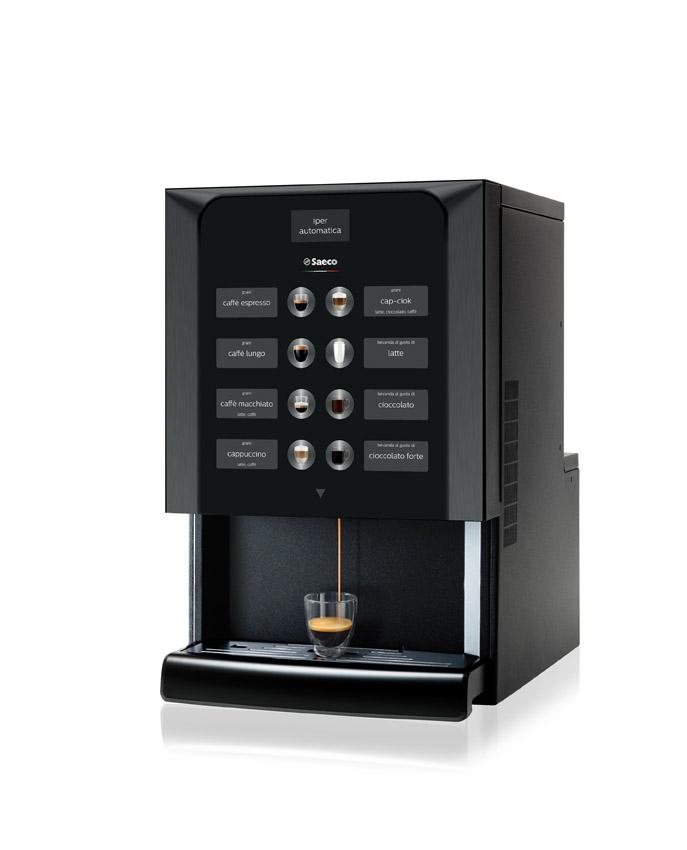 IperAutomatica de Saeco Professional.
