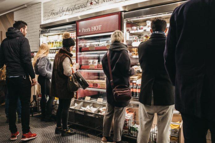 equipamiento de frio en supermercados
