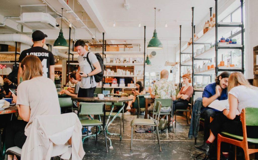 cafeteria restaurante hosteleria restauracion - unsplash