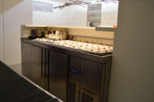 equipamiento cocina restaurante beat - foto maria veiga