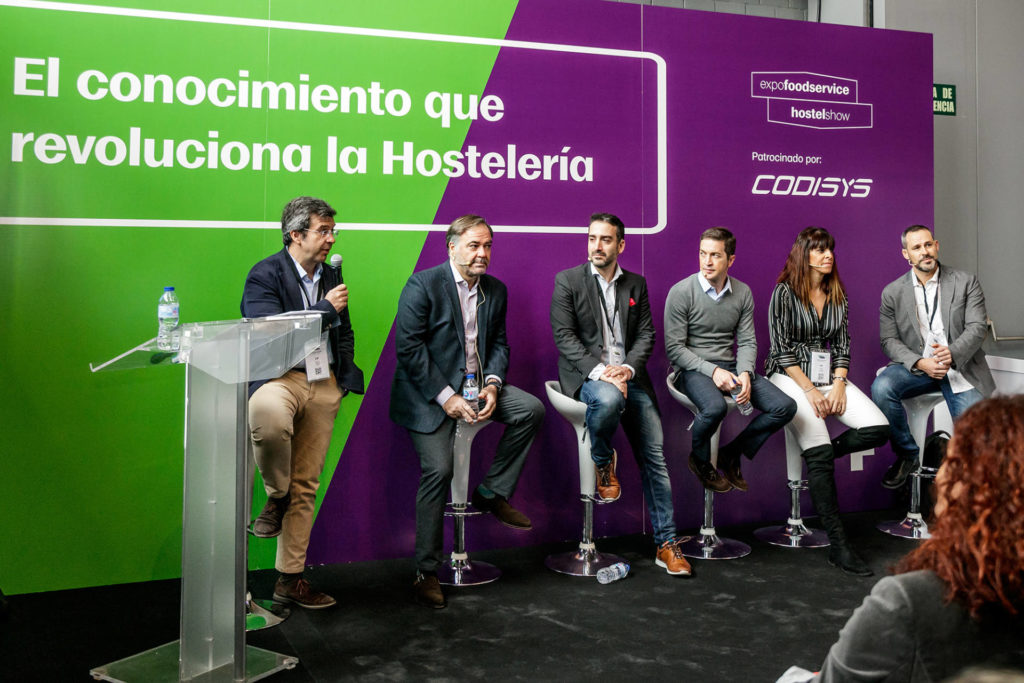 la revolucion de la hosteleria hostelshow expo foodservice