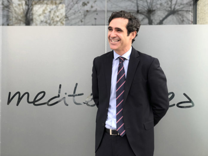 Nicolás Llagostera, nuevo Director marketing y comunicación Mediterránea.
