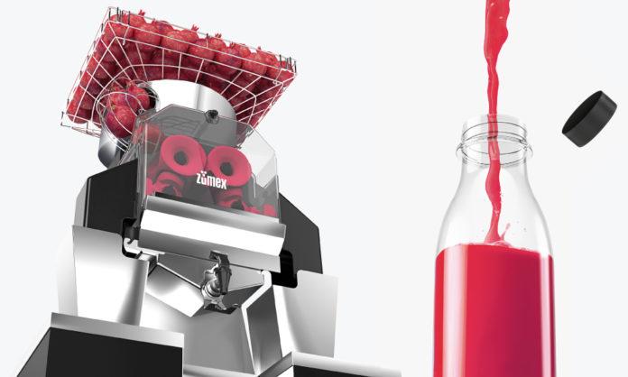 exprimidora de granadas Speed-Pomegranates de zumex