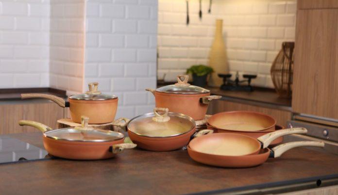 utensilios de cocina amercook