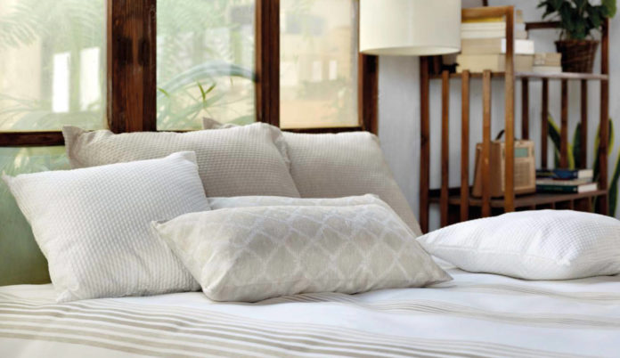 Posidonia carmela marti sostenible textiles ropa de cama