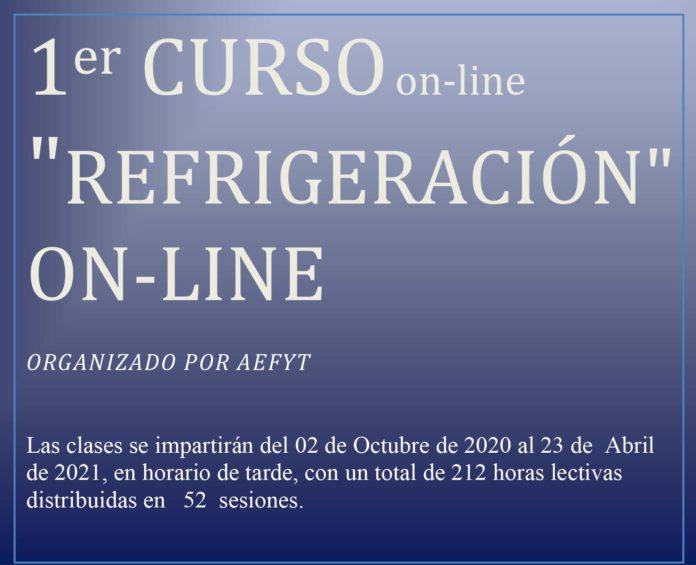 aefyt refrigeracion online