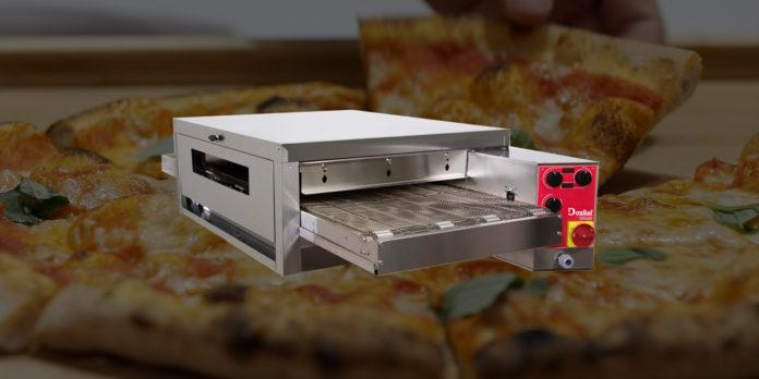 Horno para pizzas TT13500 de Dosilet.